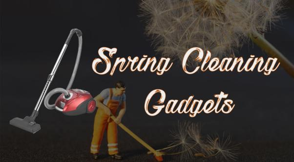 Spring Cleaning Gadgets: Innovations that Jazz up your Living Space